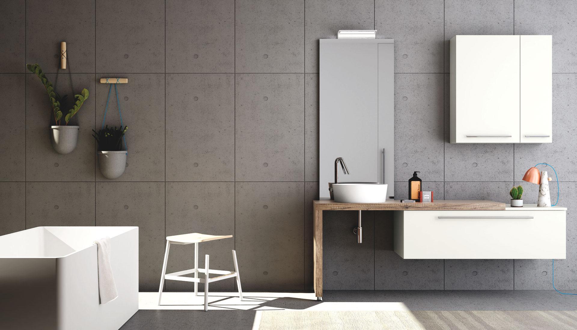 mobili da bagno - opus - Foto Arredo Bagno