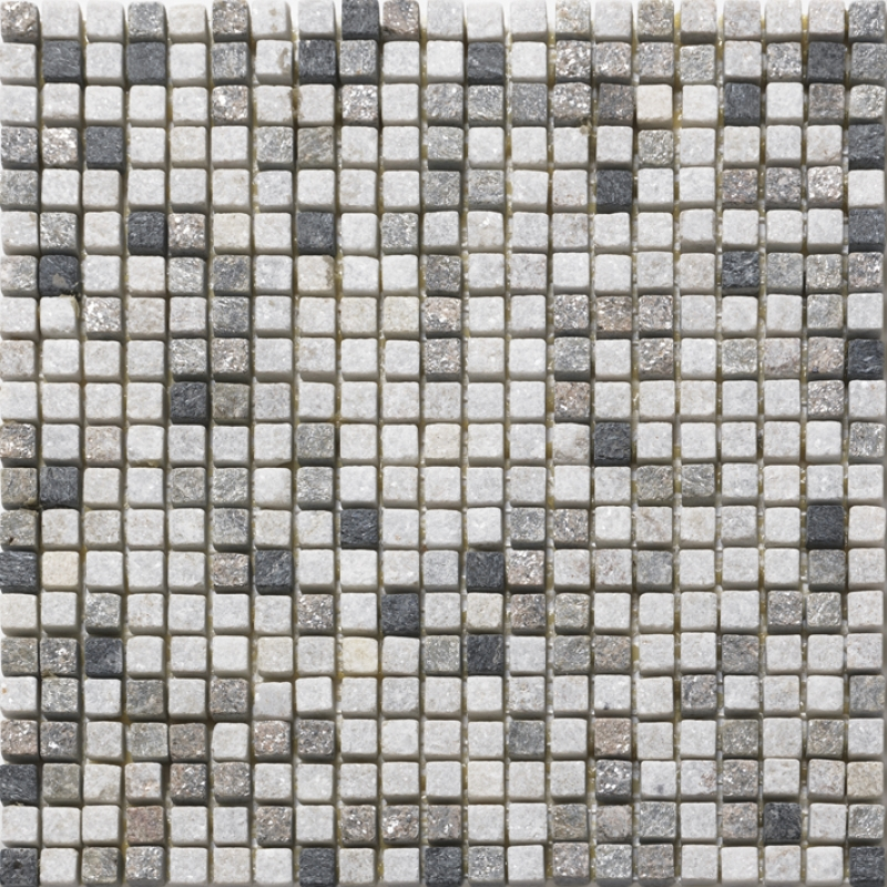 Mosaico merano bianco 1 2x1 2 30x30 opus for Tonalite piastrelle prezzi